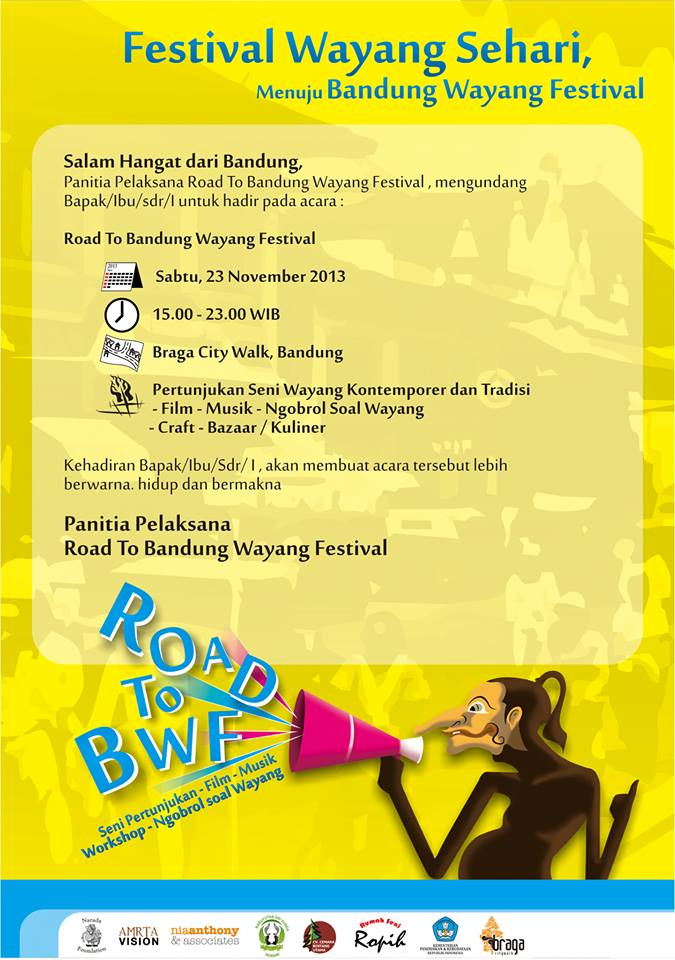 Festival Wayang Bandung