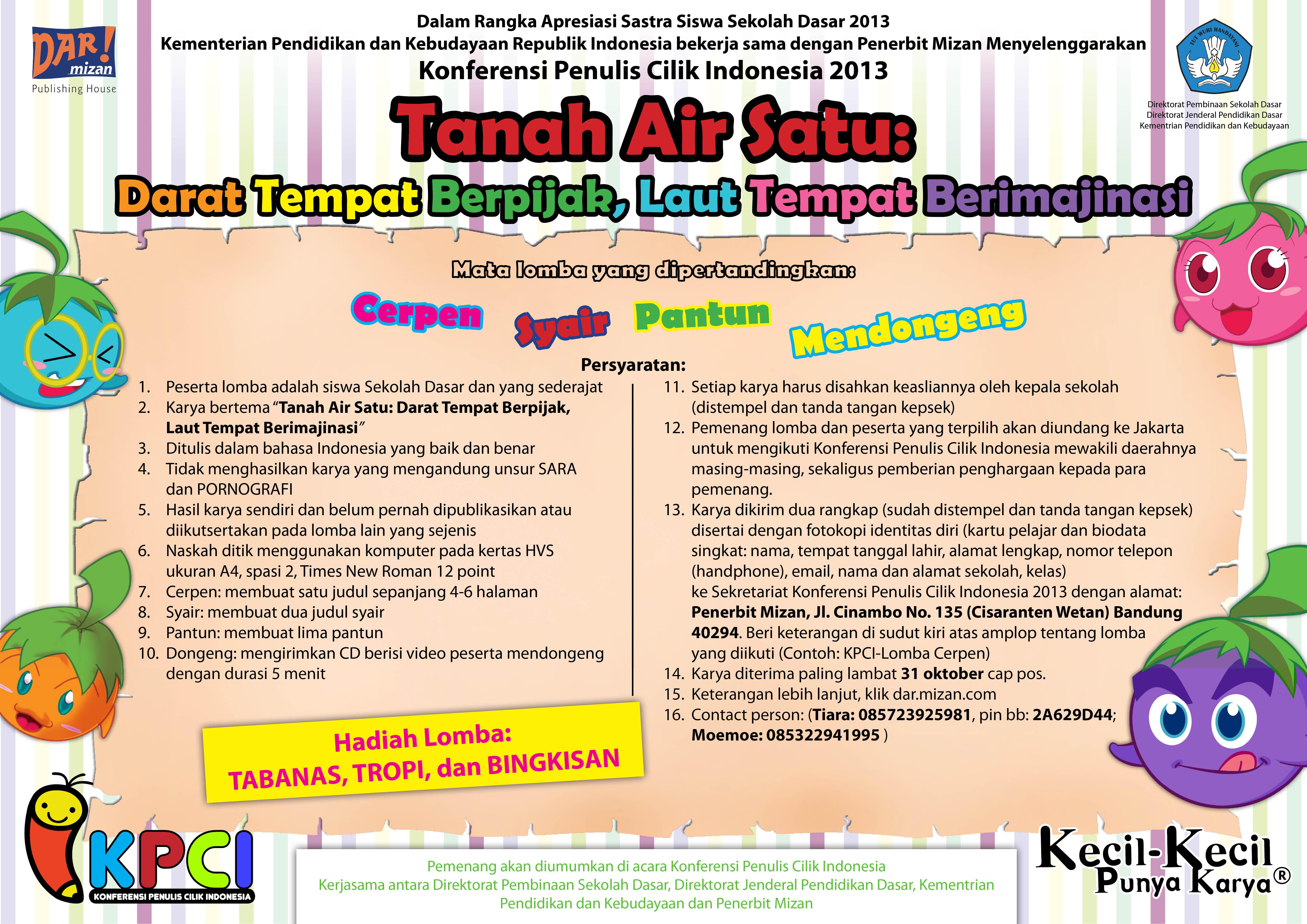 leaflet KPCI 2013