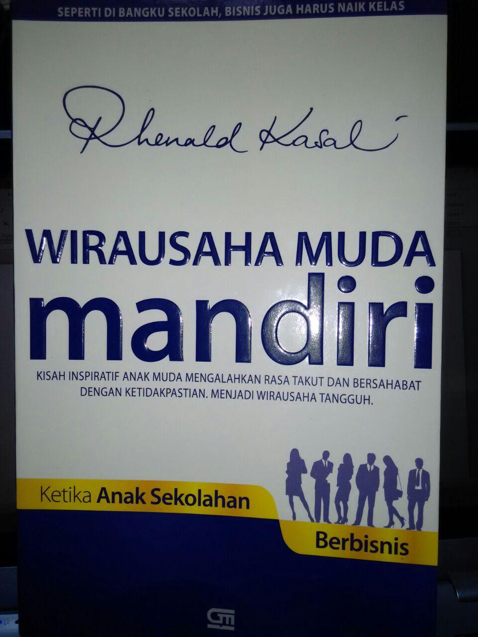 Buku Wirausaha Muda Mandiri
