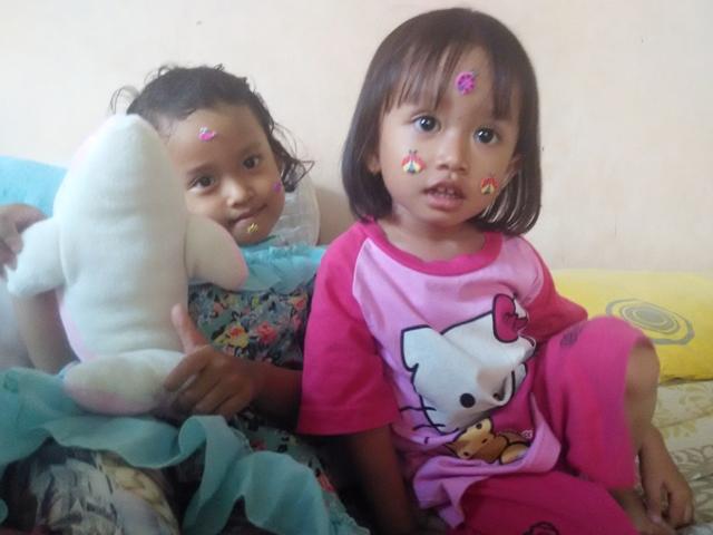 Kirana dan Nazira