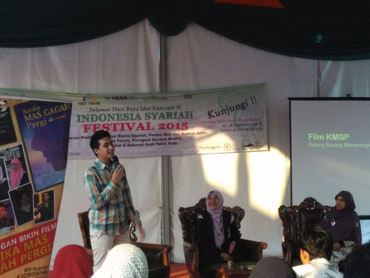 Promo KMGP di INSYAF 2015