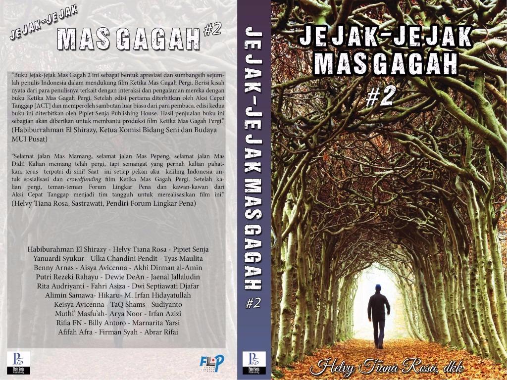 Sampul Buku Jejak-jejak Mas Gagah