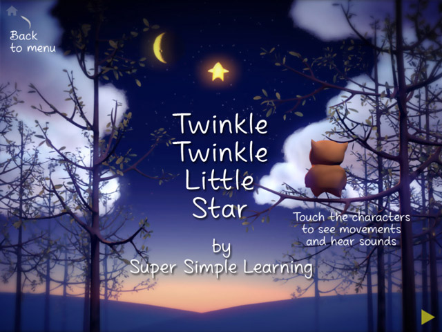 Twinkle-twinkle little star