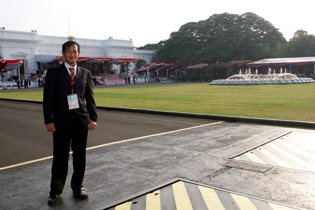 di Istana Negara