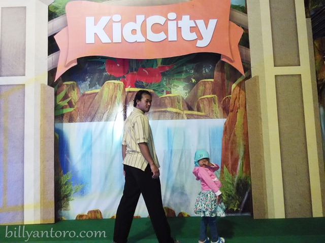 Kid City, Kirana in Dad