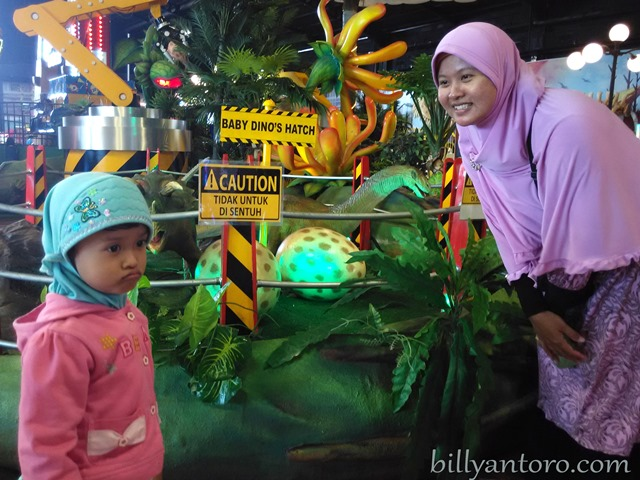 Kid City, Kirana n Mom