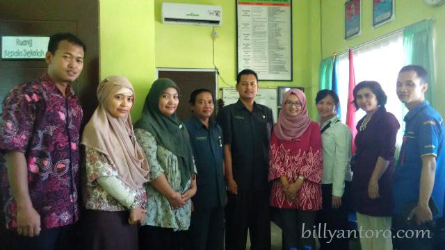 Kunjungan ke SDN Bubutan IV Surabaya