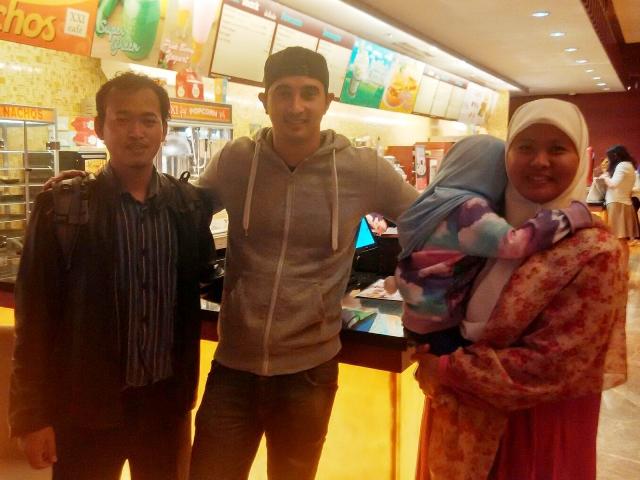 KMGP, Bersama Ali Syakieb