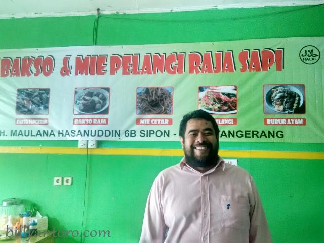 Menu Raja Sapi_Fadjar