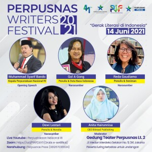 Perpusnas Writer Festival 1