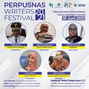 Perpusnas Writer Festival 2
