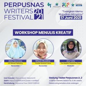 Perpusnas Writer Festival 4